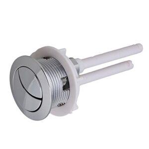 rdexp plata 38 mm Diámetro del hilo doble inodoro de plástico ...