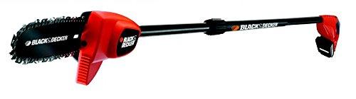 Batería Black & Decker elettrosega alimentada por ricaric. 18 V ...