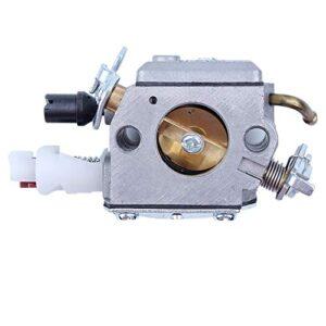 Carburador Haishine Carb para Husqvarna 340345346 XP 346XP ...