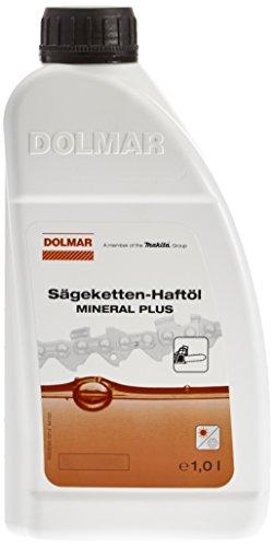 Dolmar 988002256 - Aceite para cadena de motosierra, 1 litro