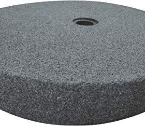 FERM BGA1057 Piedra de esmeril (200 x 40 x 20 mm- P80)