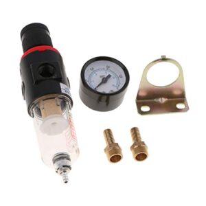 Filtro de aire de plasma Regulador de presión de aire con ...