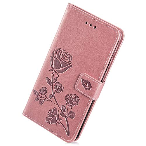 Funda Herbests Compatible con Funda Huawei Honor 8C Stand ...