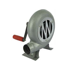JXS Blacksmith Srank Forge Blower - Ventilador manual ...