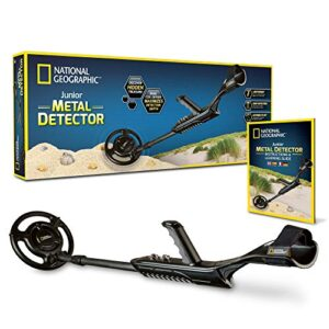 National Geographic Junior Detector de metales - Detector ...