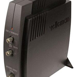 Velleman Instruments pcgu1000 Generador de funciones de PC