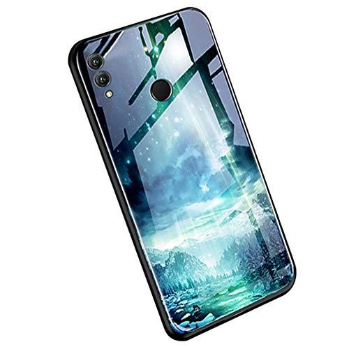 YSIMEE Compatible con Huawei Honor Note 10 Estuches Funda No ...