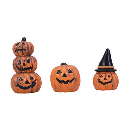 Yardwe - Conjunto de 3 figuras de Halloween para decoración de ...