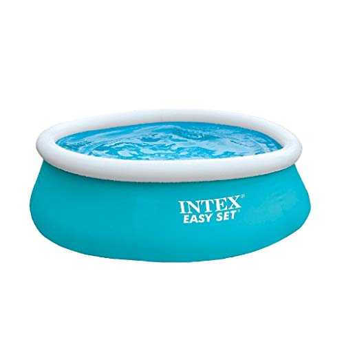 Intex 28101NP Easy Set - Piscina inflable, 183 x 51 cm, 88 ...
