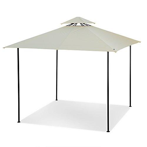 Cobertura de tela impermeable para cenadores, 3 x 3 metros, ...