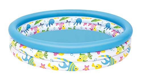 Color Baby-51009 Bestway. Piscina Infantil Coral 51009, Mult...