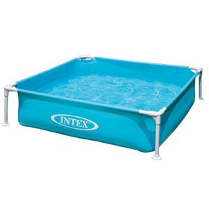 Intex 57173NP - Mini piscina desmontable de marco pequeño 122 x 3 ...