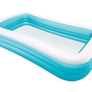 Intex 58484NP - Piscina hinchable rectangular 305 x 183 x 56...