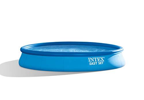 Intex Easy Set Círculo 9792L Azul - Piscina (Círculo, 9792 L...