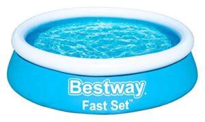 Piscina de autoensamblaje Bestway 183x51, azul