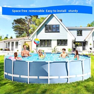 15ft X 48in Piscina Familiar Al Aire Libre con Bomba De Filt...