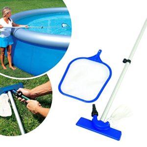 58013 Kit de Limpieza estándar para piscinas todo tipo de pi...