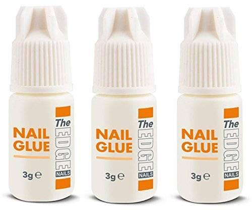 Adhesivo para punta de uñas falsas súper fuerte de The Edge ...