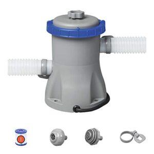Bomba de filtro Bestway Flowclear 1,249 l / h