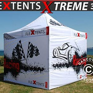 Dancover Carpa Plegable Carpa Rapida FleXtents Xtreme 50 Rac...