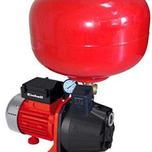 Einhell Bomba de riego de Superficie gc-gp6036, Rojo
