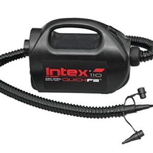 Intex 68609 - Hinchador eléctrico 220-240v incluye boquilla ...