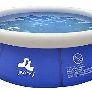 Jilong JL010202NG - Piscina (Piscina Hinchable, Círculo, 361...
