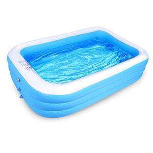 Levuyou Piscina Inflable - Piscina para niños para bañeras i...