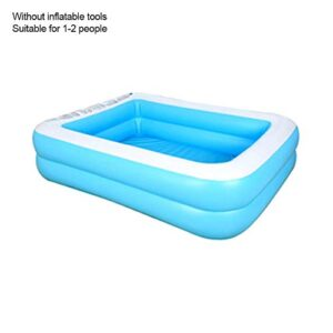 Piscina Hinchable Rectangular,Piscina Hinchable Para Niños,p...