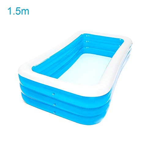 Piscina hinchable de la familia, piscina, piscina infantil r...