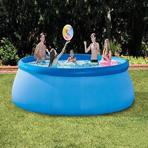 QAQQQ Deportes Agua De La Piscina Piscina Inflable Niños Pis...