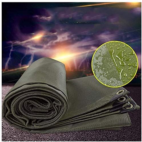 QIURUIXIANG Impermeable al aire libre de polvo protector sol...