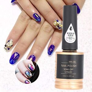 Rotekt 14ml Fashion Nail Art Pegamento De Larga Duración - P...