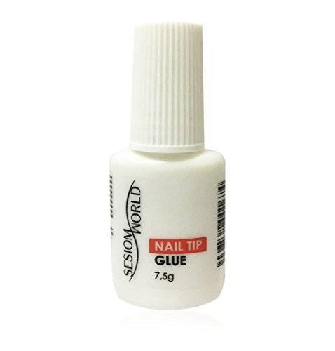 Sesiomworld Pegamento Especial para Uñas Nail Tip Glue 7,5 g...