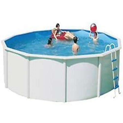Steinbach Acero Pared Pool Set Nuovo de Luxe, Color Blanco, ...
