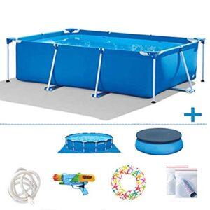 TYP Mall Infantil Deluxe Splash Frame Pool Piscina Desmontab...