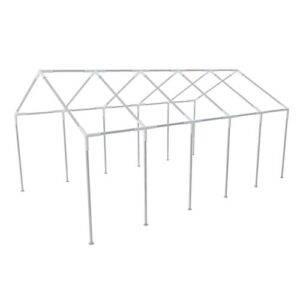 vidaXL Estructura de Carpa de Jardín de Acero 10x5 m Armazón...